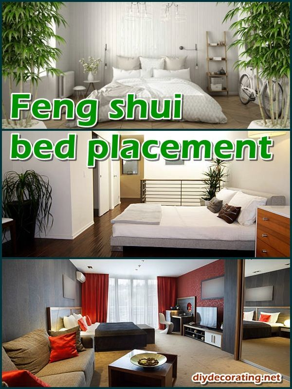 Feng shui for bedroom. The matching of the right feng shui bedroom colors is essential for the creation of positive energy flow in this housing area. #fengshui